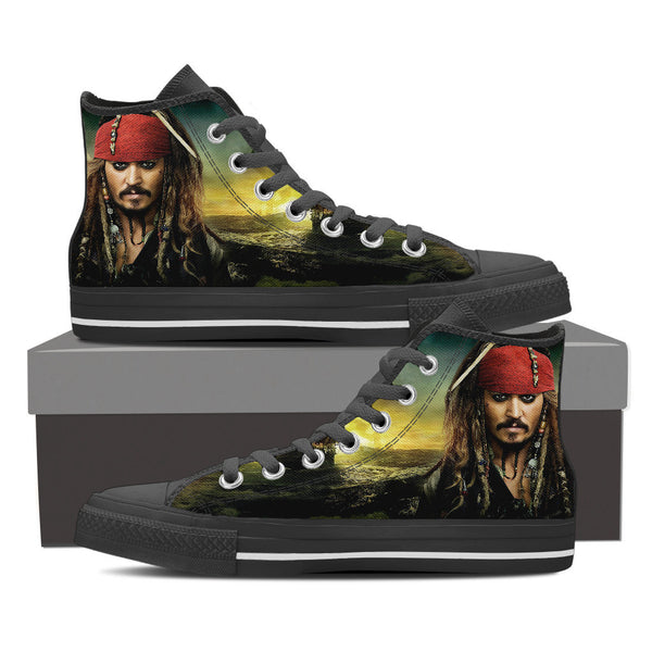Jack Sparrow-Pirates of the Caribbean-Men's-