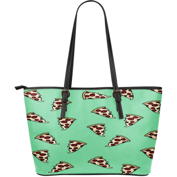 Pizza Hut -Large Leather Tote-