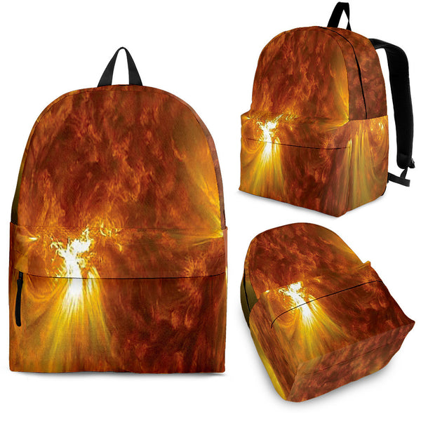 Solar City Backpack