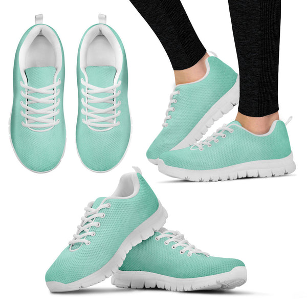"Mint Ice-Women's-""Just feel relax...you only live once"""