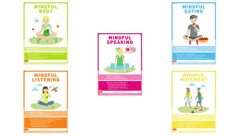 Mindfulness Poster Set