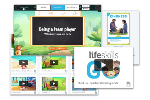 Life Skills GO Parents - 12 Month Subscription