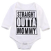 Straight Outta Mommy Bodysuit