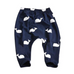 Whale Baby Pants