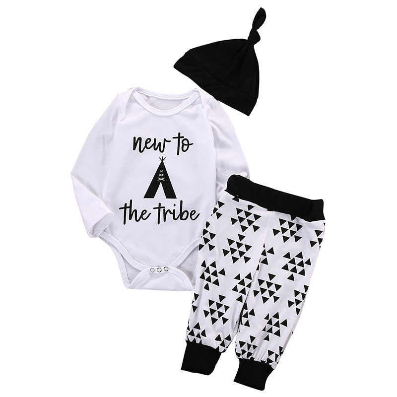 New To The Tribe Bodysuit Set