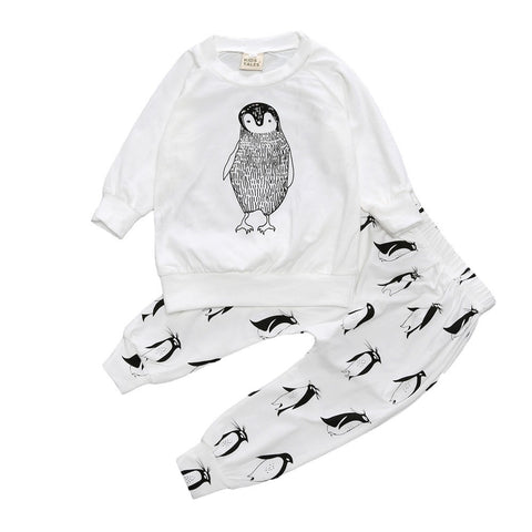 Autumn Penguin Clothing Set - Munchkin Spot