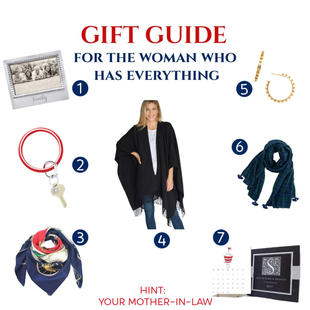 Gift Guide For The Woman Who Has Everything