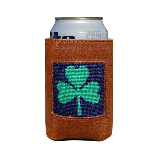 SHAMROCK CAN COOLER - The Navy Knot
