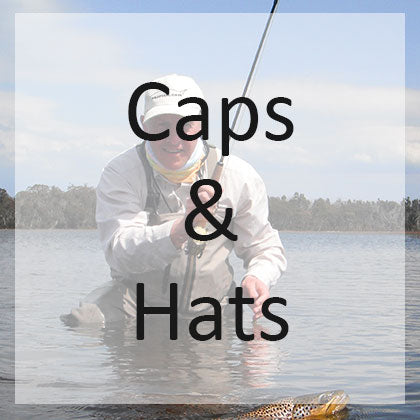 Flyfishing Caps and Hats