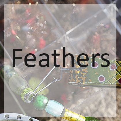 Fly Fishing Fly Tying Feathers