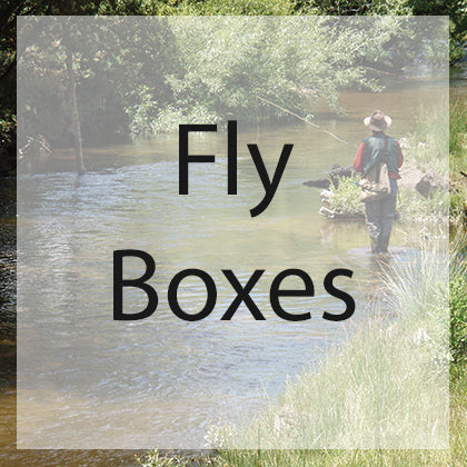 Flyfishing Fly Boxes