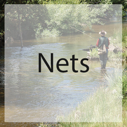 Flyfishing Nets