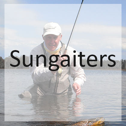 Fly Fishing Sungaiters