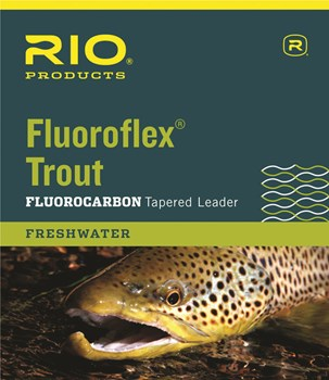 RIO Fluroflex Trout Tapered Leader Australia