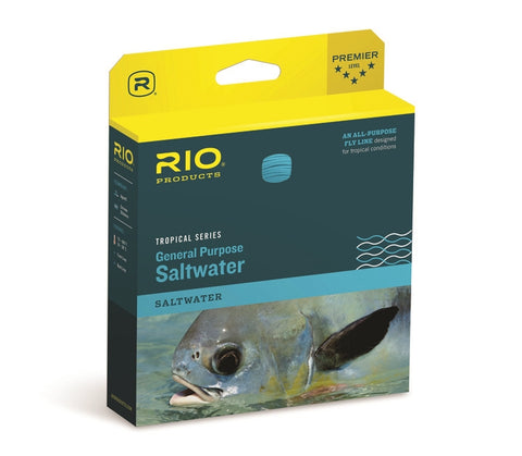 RIO Tropical Series General Purpose Saltwater