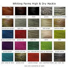 Whiting High & Dry 1/2 Cape