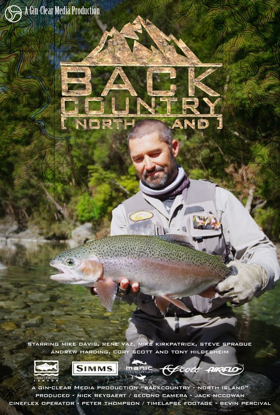 Back Country (North Island,NZ) DVD Australia