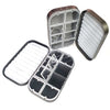 Aluminium English wheatley style fly box