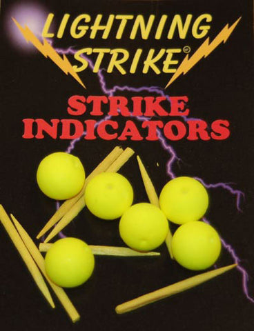 Lightning Strike Strike Ball Indicators