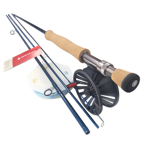 Redington Crosswater Combo outfit 8 or 9 weight 890-4 or 990-4 Rod Saltwater Or CodAustralia