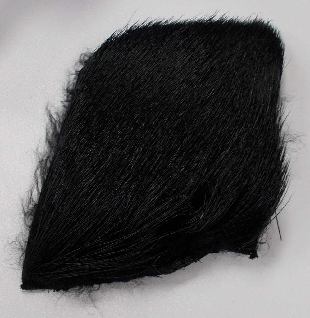Elk Body Hair black - Wapsi Australia
