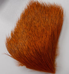 Elk Body Hair Orange - Wapsi Australia