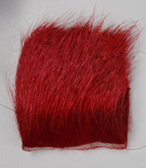 Elk Body Hair red - Wapsi Australia