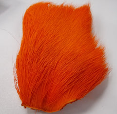Deer Belly Hair orange - Wapsi Australia