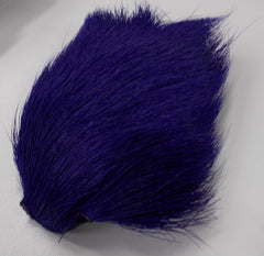 Deer Belly Hair purple - Wapsi Australia