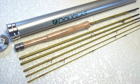 Douglas Upstream 6 piece rod