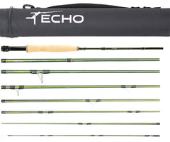 Echo Trip Travel Rod 8 piece Australia