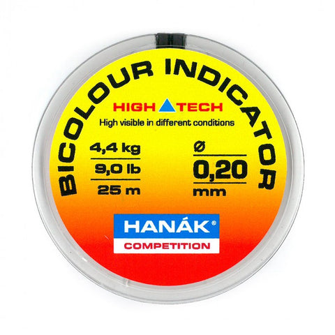 Hanak Competition Bicolour Indicator Tippet