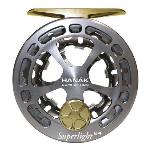 Hanak Competition Superlight II Fly Reel