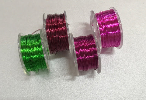 Copper Wire Coloured 0.20mm - Halford Australia