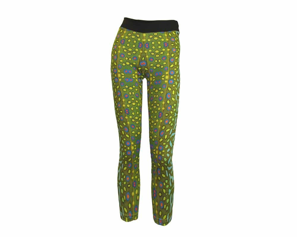 Fincognito Brook Trout All Sport Leggings