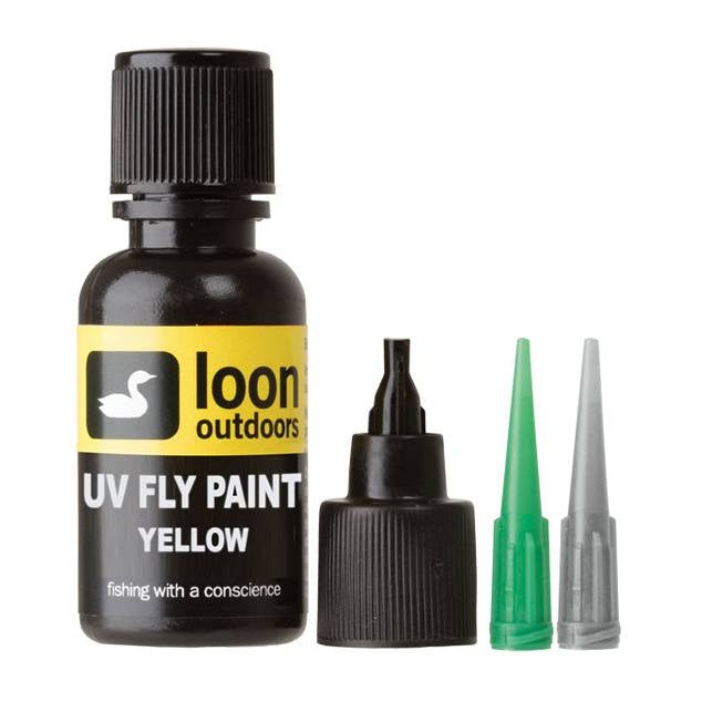 Loon Outdoors UV Fly Paint - Yellow