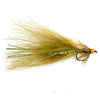 Orange Tungsten Beaded Magoo wet fly