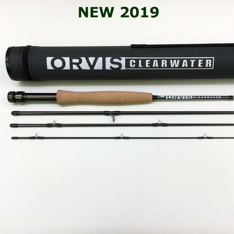 Orvis Clearwater Fly Rod Australia 4 and 6 piece