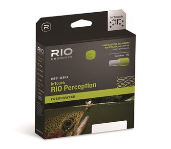 RIO Perception Intouch Trout Series Freshwater Forward Floating