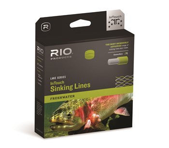 RIO Intouch Sinking Lines Freshwater Lake Series Australia