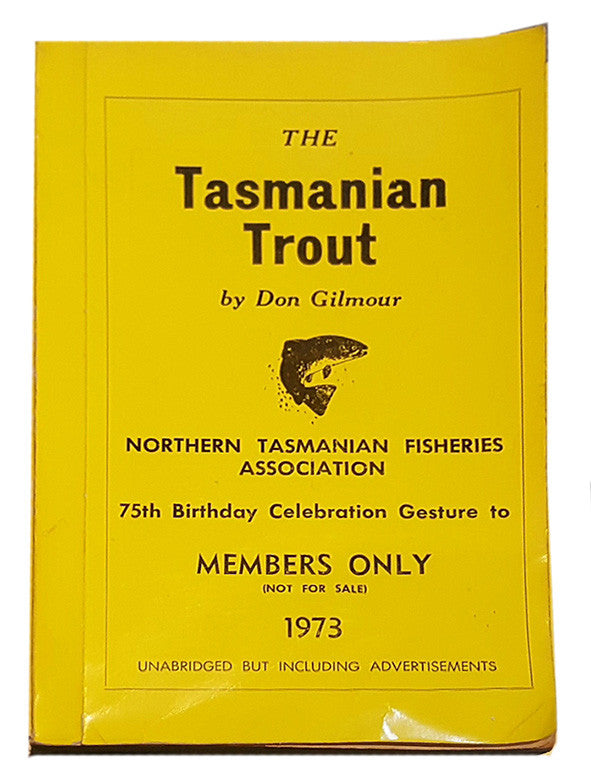 Tasmanian Trout - Don Gilmour