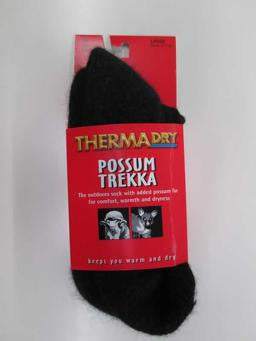 Therma Dry Mid Calf Possum Trekka