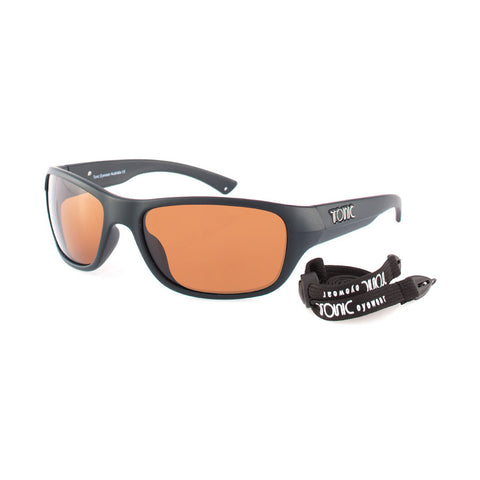 Tonic Sunglasses Rush Photochromic Copper with Matt Black Frame
