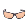 Tonic Sunglasses Shimmer Light Copper Neon with Matt Black Frame