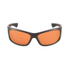 Tonic Sunglasses Shimmer Photochromic Copper with Matt Black Frame
