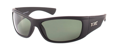 Tonic Sunglasses Shimmer Photochromic Grey with Matt black frame