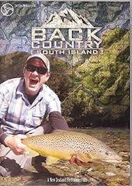 Back Country (South Island) Gin-Clear Media DVD Australia