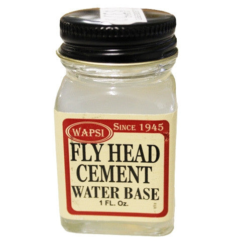 Wapsi Fly Head Cement Water Base Australia