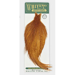 Whiting Hebert Miner Dry Fly Cape - Bronze 81301 Australia