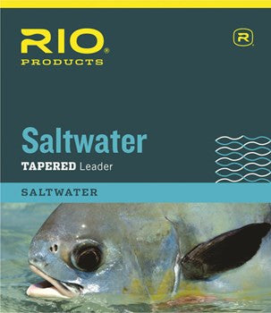 Rio Saltwater Bonefish Tapered Leader 10' Australia